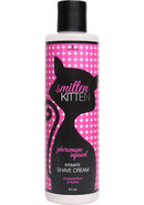 Smitten Pheromone Infused Intimate Shave Cream Passionfruit...