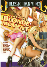 Blonde Moment