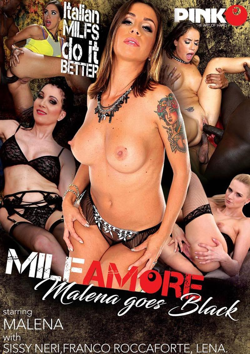 Milf Amore Malena Goes Black